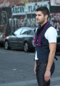 High Collared Vest