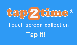 tap 2 time official logo